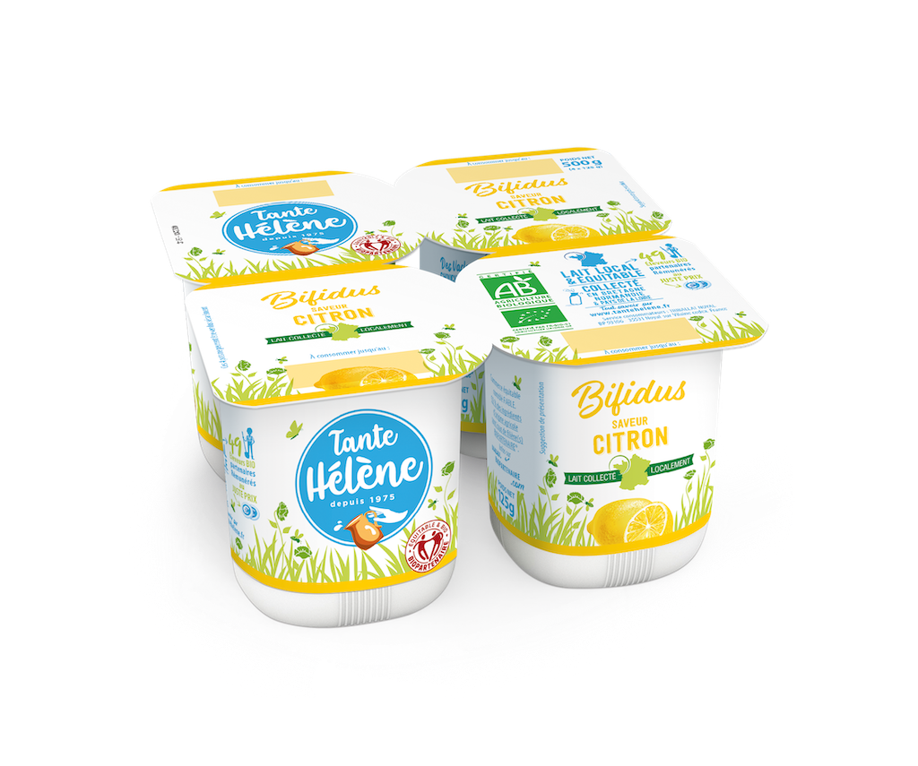 Bifidus Citron Tante Hélène