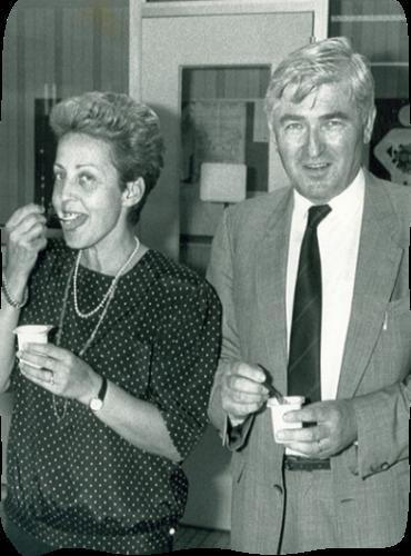 1985 Tante Hélène françoise clanchin