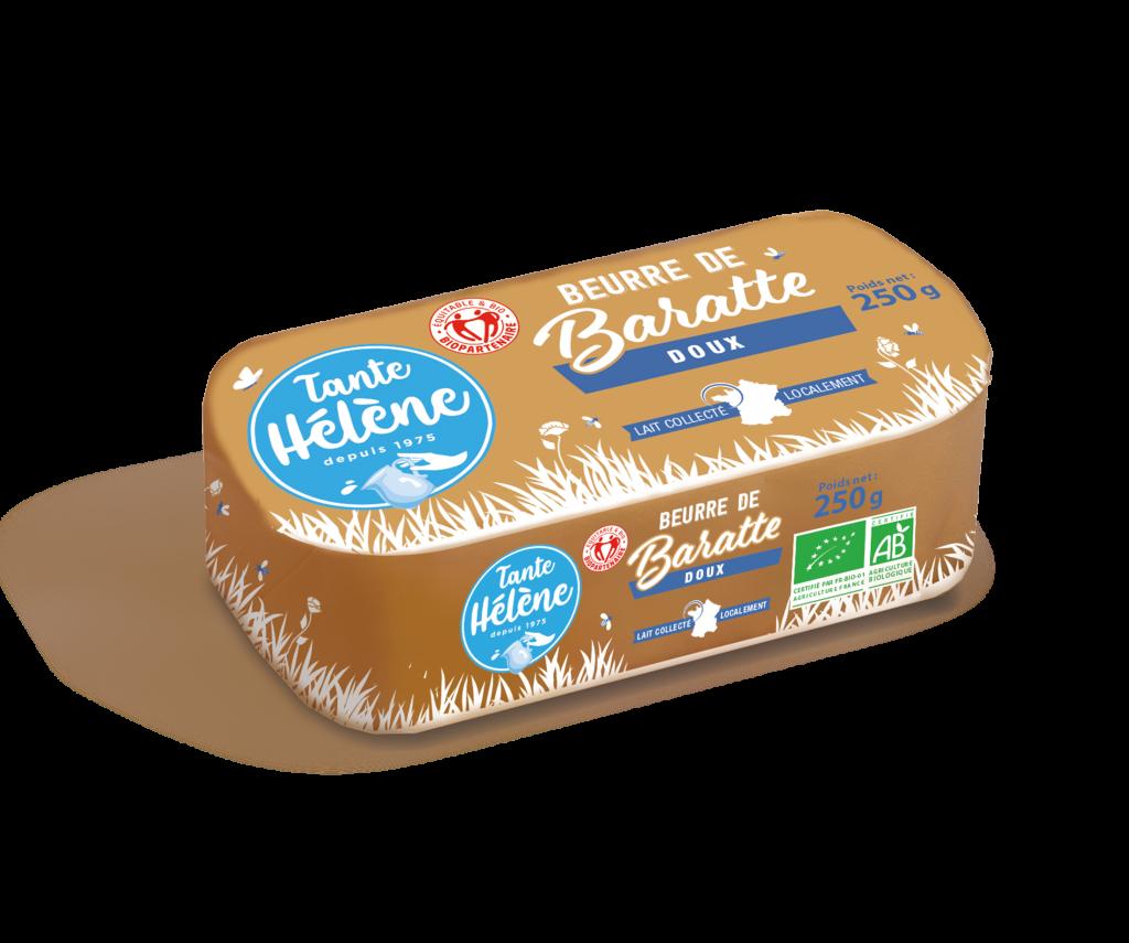 Beurre 250g Doux Tante Hélène