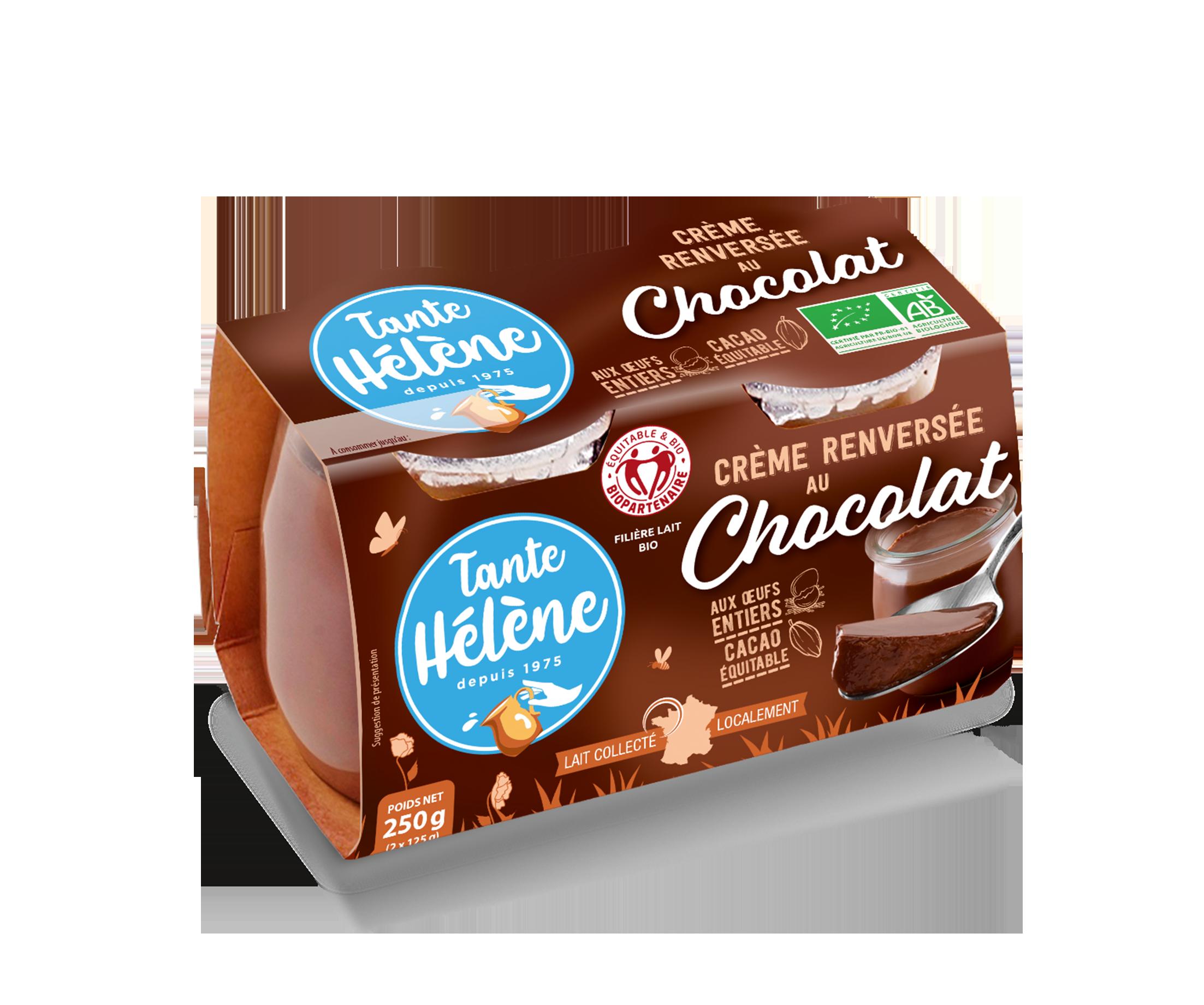 Cremerenversee Choco Tante Hélène