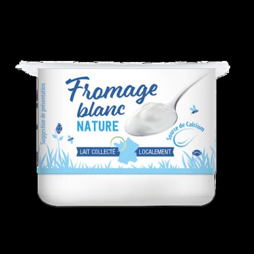 Fromageblanc Nature 4x100g Tante Hélène